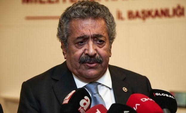 MHP Genel Başkan Yardımcısı ve İstanbul Milletvekili Feti Yıldız