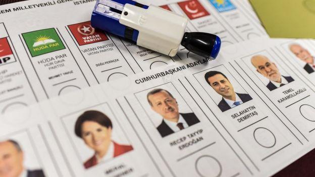 مردم ترکیه برای انتخاب رئیسجمهوری پای صندوقهای رای رفتند