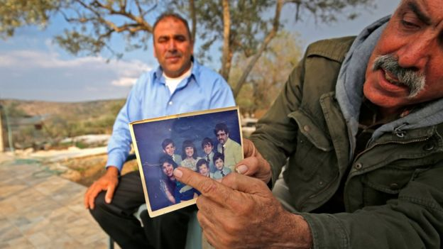 Rashida Tlaib'in amcası Batı Şeria'da yaşıyor