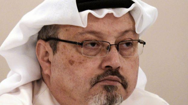 Khashoggi periodista asesinado