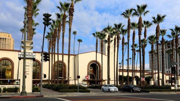 John Parkinson The Forgotten English Architect Of Los Angeles Bbc