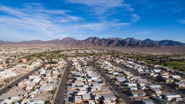 Yuma, Arizona.