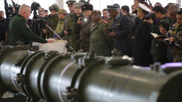Rusya'nın 9M729 füzeleri