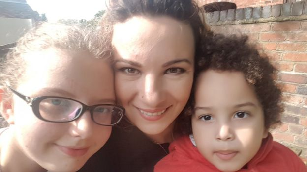 Crina, Simona and Patrick Zetu