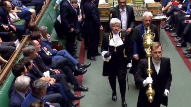 تعليق البرلمان