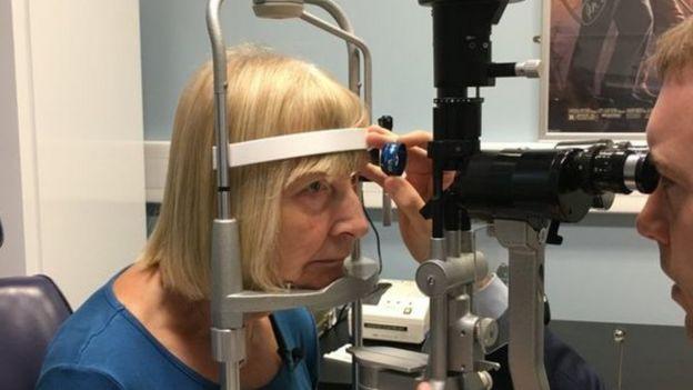 كمبيوتر مدرب بإمكانه تشخيص أمراض العيون