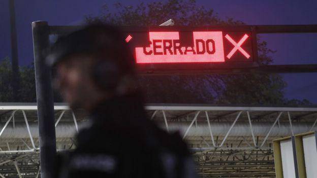 Frontera entre Estados Unidos y México
