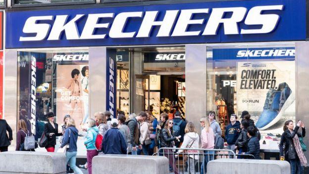 Tienda de Skechers