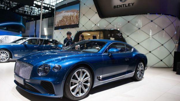 مدیر بنتلی میگوید این شرکت با آمدن مدلهای جدید امسال به سودآوری میرسد