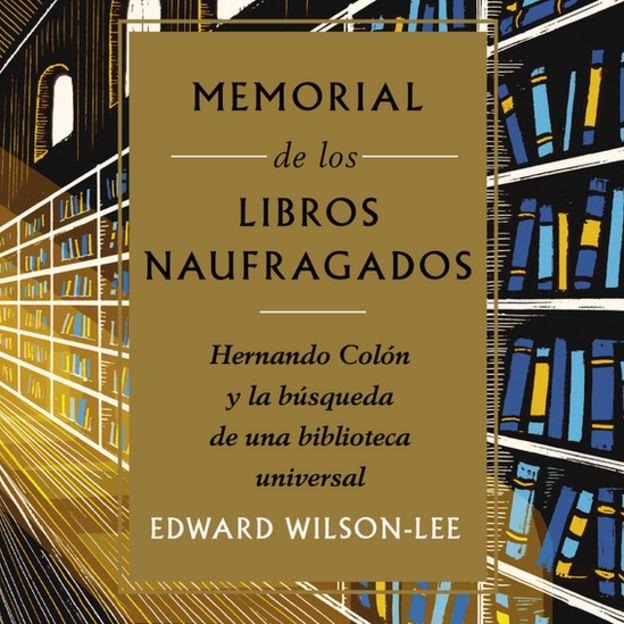Portada del libro Memorial de los Libros Naufragados