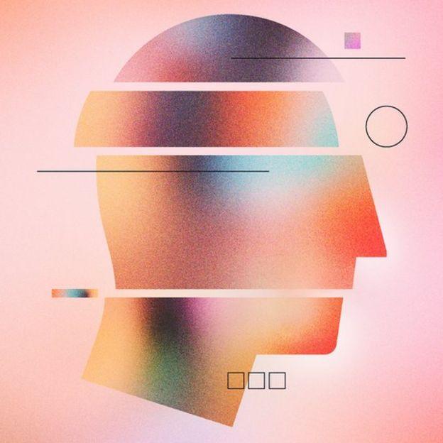 Ilustração mostra cabeça de homem