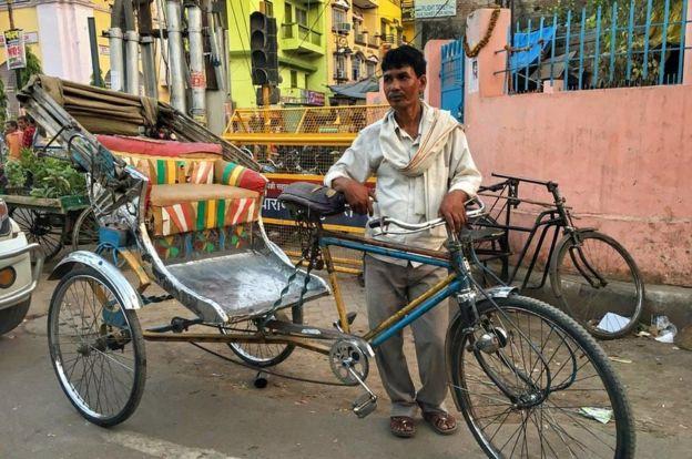 रिक्शा वाला बंसराज