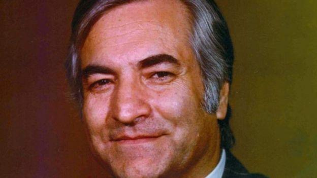 عباس امیرانتظام در زمان بازداشت سفیر ایران در سوئد بود