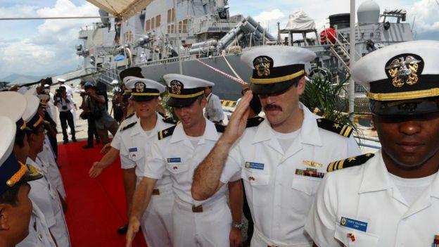 Chiến hạm USS John S. McCain thăm Đà Nẵng năm 2010: Hoa Kỳ trở lại Đông Nam Á và Việt Nam