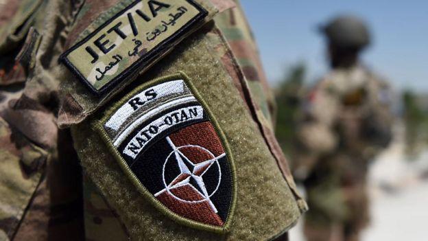 Lambang NATO.
