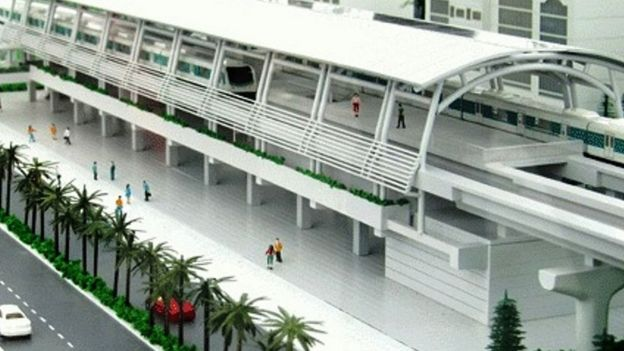 Metro TP Hồ Chí Minh