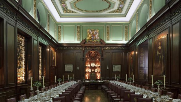 Tallow Chandlers Hall, 2010 - London