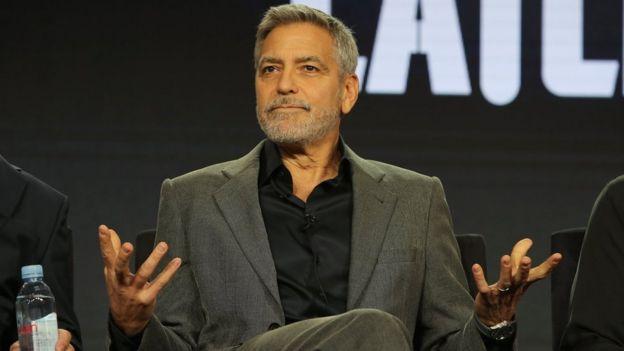 اداکار جارج کلونی