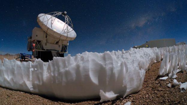 Telescopio APEX