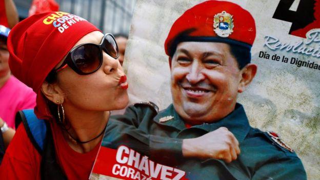 Hugo Chávez expulsó al embajador de Estados Unidos en 2008.