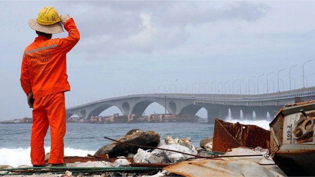 中國-馬爾代夫友誼大橋