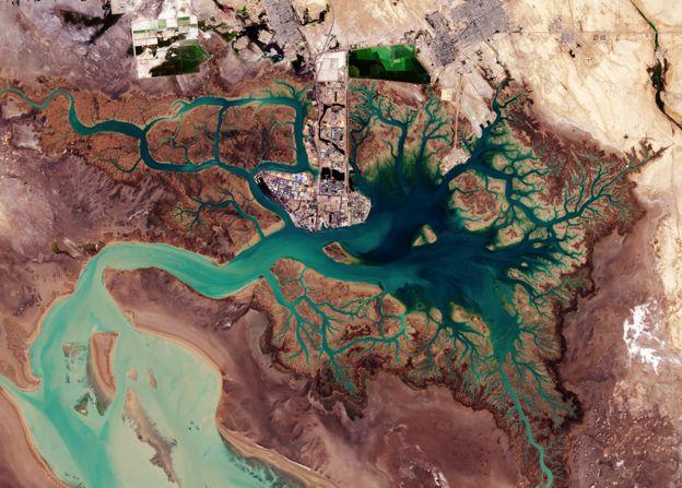 Musa Bay, Iran