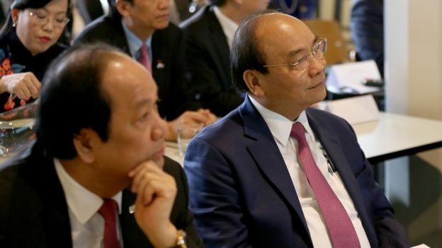Thủ tướng Nguyễn Xuân Phúc khẳng định quyết tâm xây dựng Chính phủ kiến tạo phát triển, hành động, phục vụ người dân, doanh nghiệp