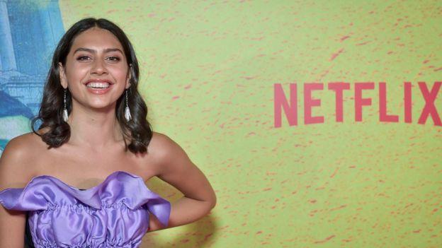 سلما حلمس، بازیگر این سریال، هدف انتقادهای بسیار قرار گرفته