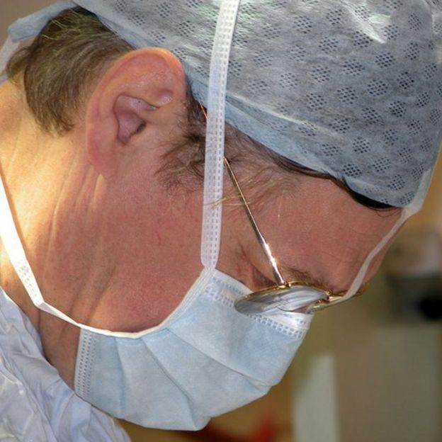 Stephen Westaby operando