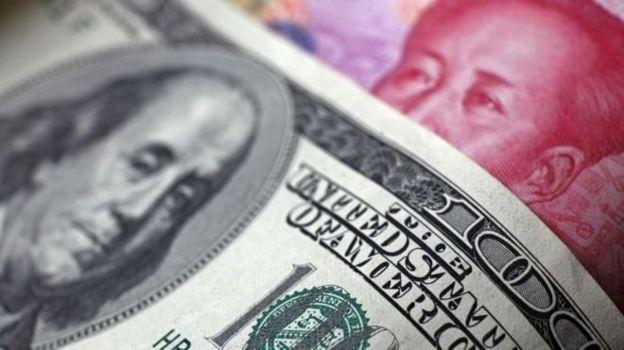 人民币和美元