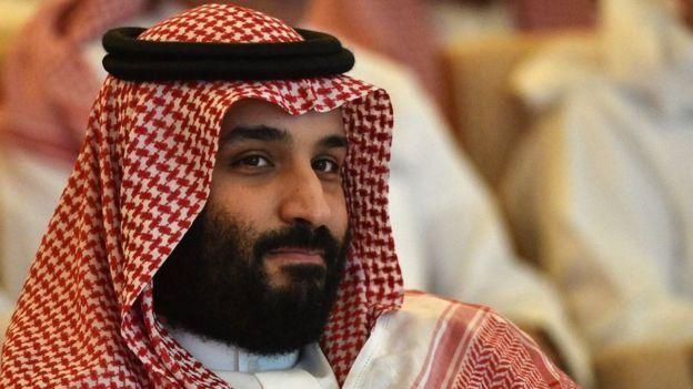 Suudi Arabistan Veliaht Prensi Muhamed bin Selman