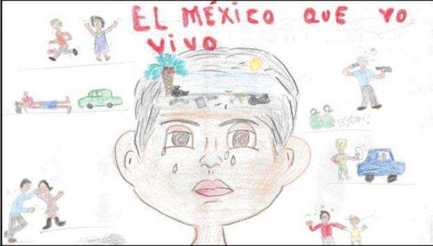 Dibujo de niños