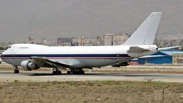 بوئینگ ۷۴۷ سری ۲جِی۹اف