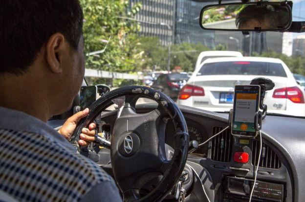 創立於2012年的滴滴出行是目前世界上訂單數最多的網約車公司。
