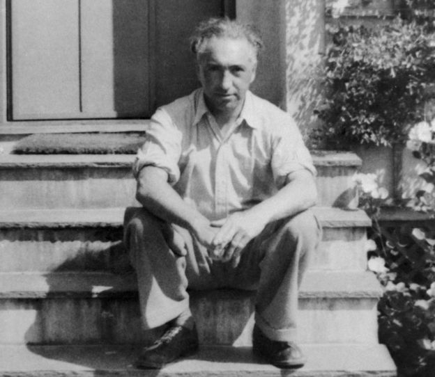 Retrato de Wilhelm Reich