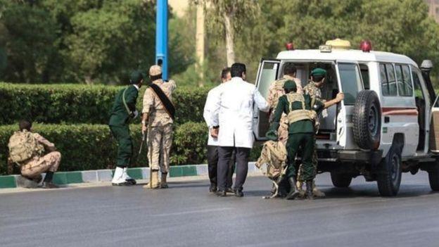 Ahvaz'daki saldırı