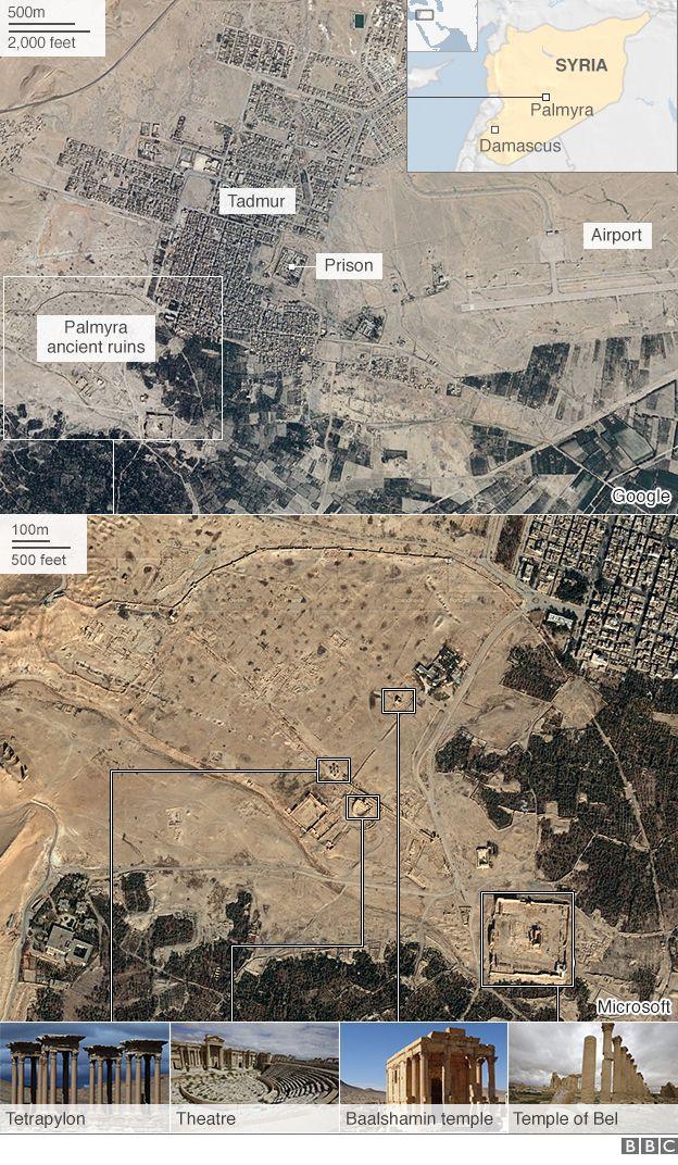 Palmyra sites graphic