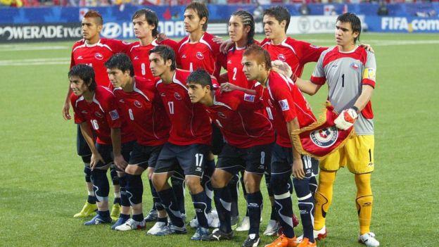 Selección sub 20 de Chile en 2007