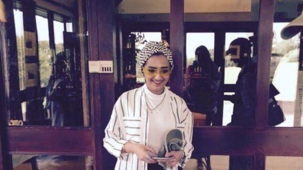سارة بنت سعد الجابري خطفت مع شقيقها عمر بحسب ما قاله شقيقهما خالد