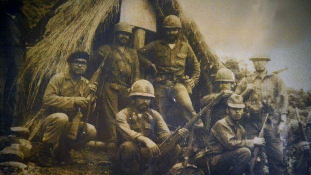 tentara saat perang