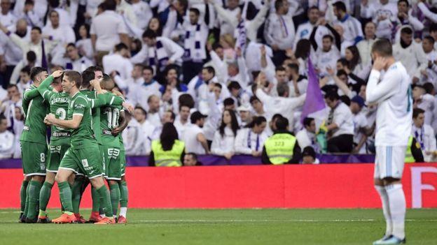 Leganés Real Madrid