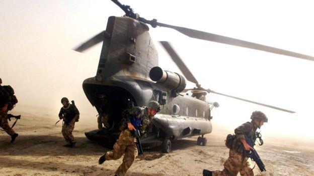 Ejército EEUU, 2002