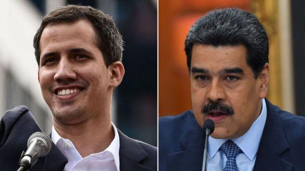 Venezuela, Mỹ, Guaidó