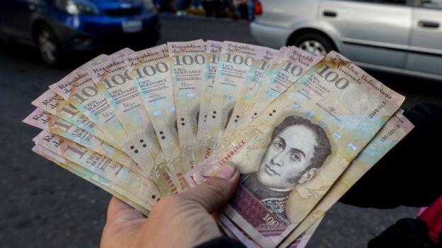 Venezuela'da enflasyon ve yaptırımlar halkı yoksulluğa sürüklüyor.
