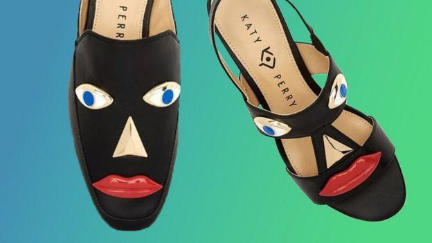 zapatos de Katy Perry shoes.