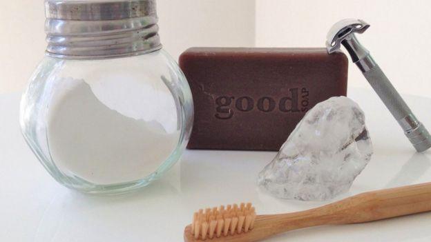 Itenms de higiene de Bea