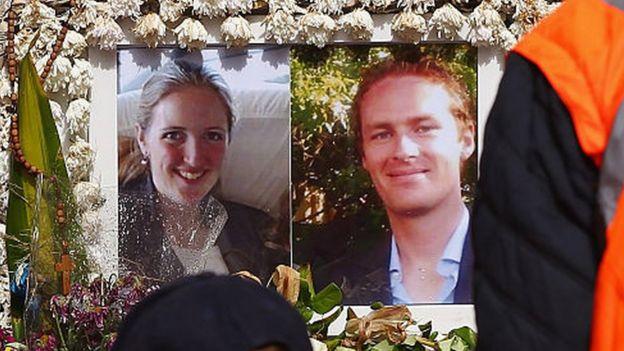 A tribute to Katrina Dawson and Tori Johnson