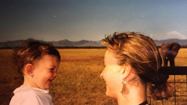 Emma y su madre