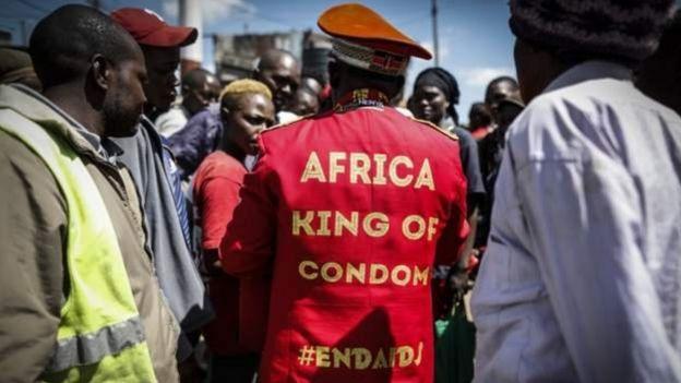 Stanley Ngara: Mfalme wa Kondomu wa Kenya anayekabiliana na maambukizi ya Ukimwi