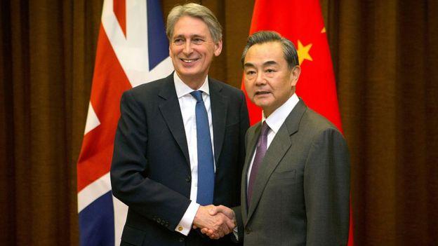 Uk Explores Multi Billion Pound Free Trade Deal With China Bbc News